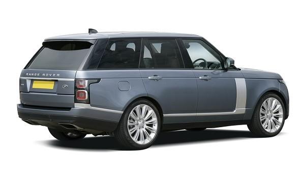 Land Rover Range Rover Estate 4.4 SDV8 Vogue SE 4dr Auto
