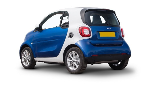 Smart Fortwo Coupe Fortwo Coupe 1.0 Prime Premium 2dr