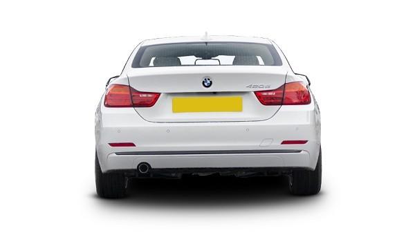 BMW 4 Series Coupe 430d M Sport 2dr Auto [Professional Media]