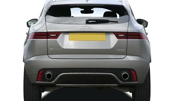Jaguar E-Pace Estate 2.0d [240] R-Dynamic HSE 5dr Auto