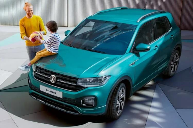 Volkswagen T-Cross Leasing