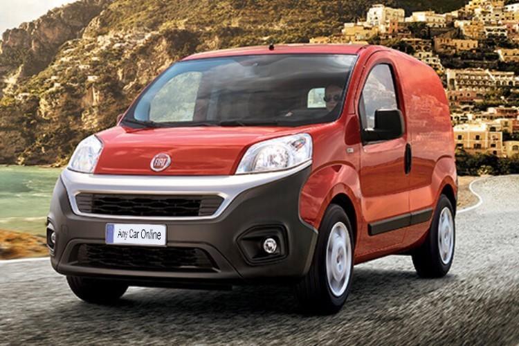 Fiat Fiorino Van Leasing