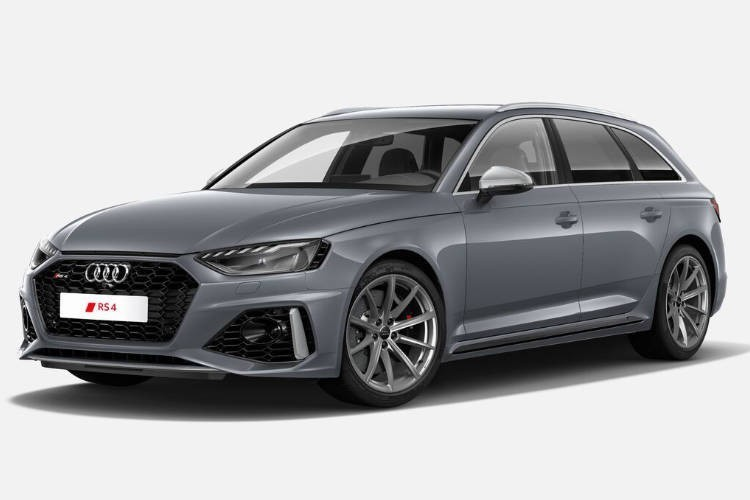 Audi RS4 Leasing
