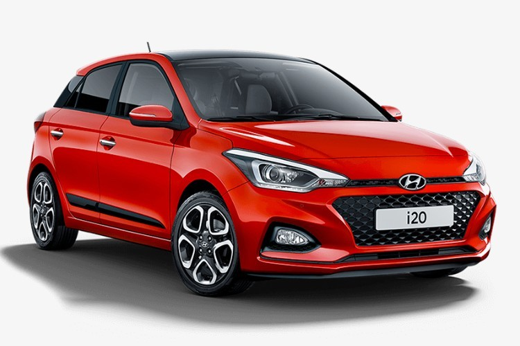 Hyundai i20 Leasing