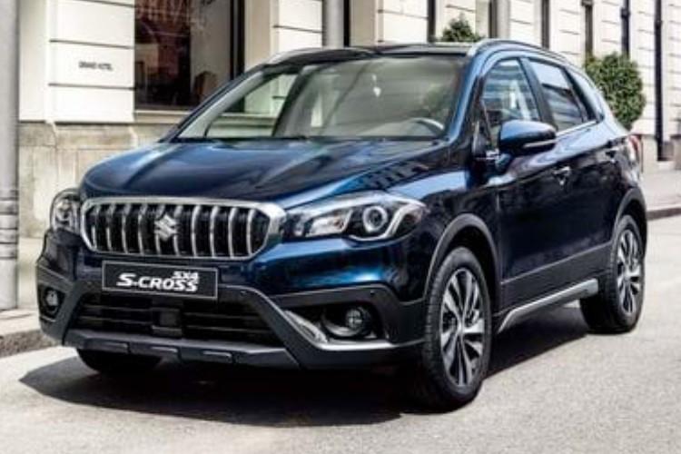 Suzuki S-Cross Leasing