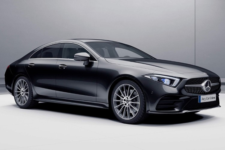 Mercedes CLS Leasing