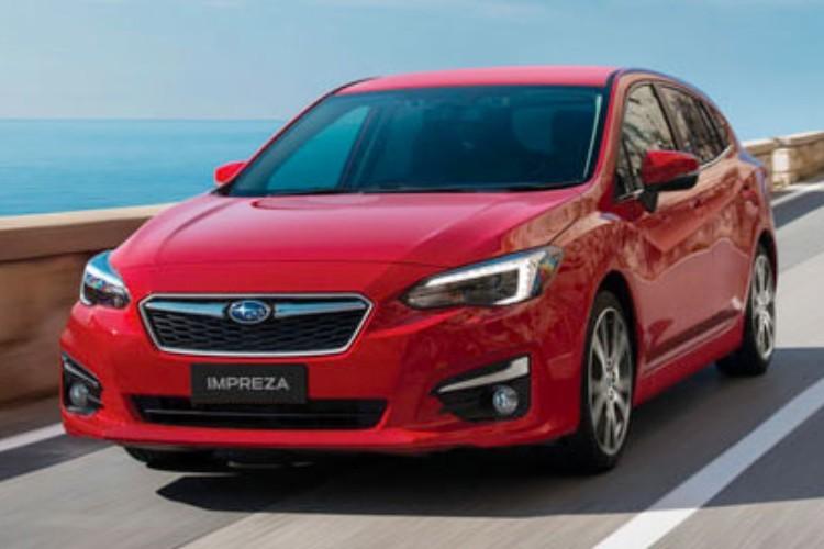 Subaru Impreza Leasing