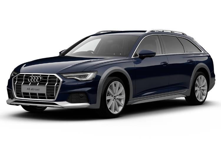 Audi A6 allroad Leasing