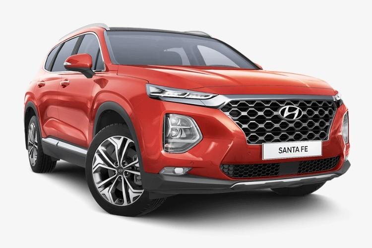 Hyundai Santa Fe Leasing