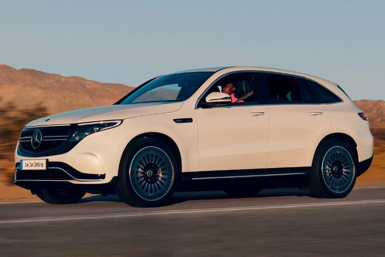 Mercedes EQC Leasing