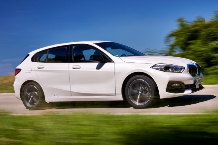 BMW 1 Series Lease