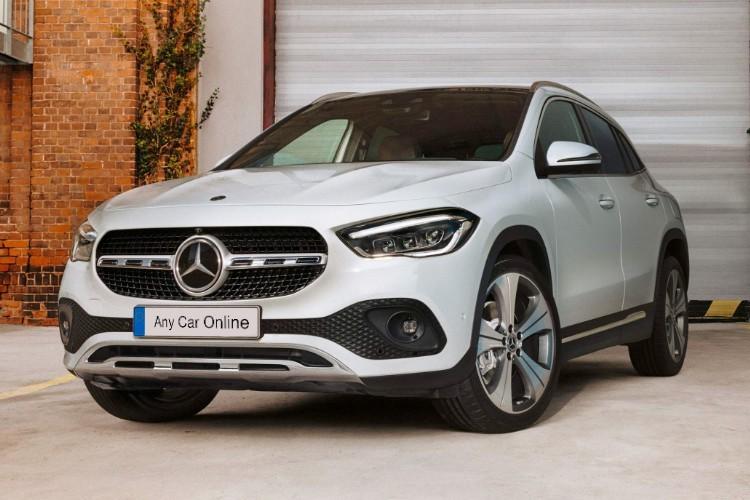Mercedes GLA Leasing
