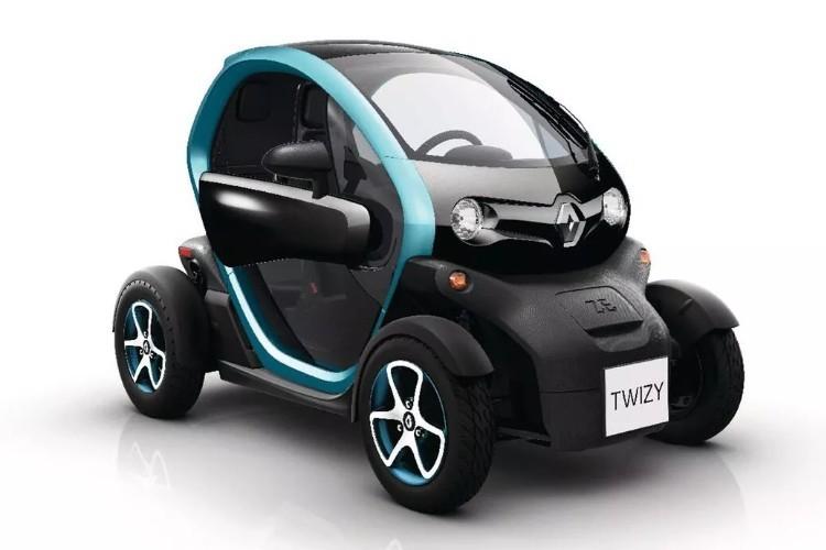Renault Twizy Leasing