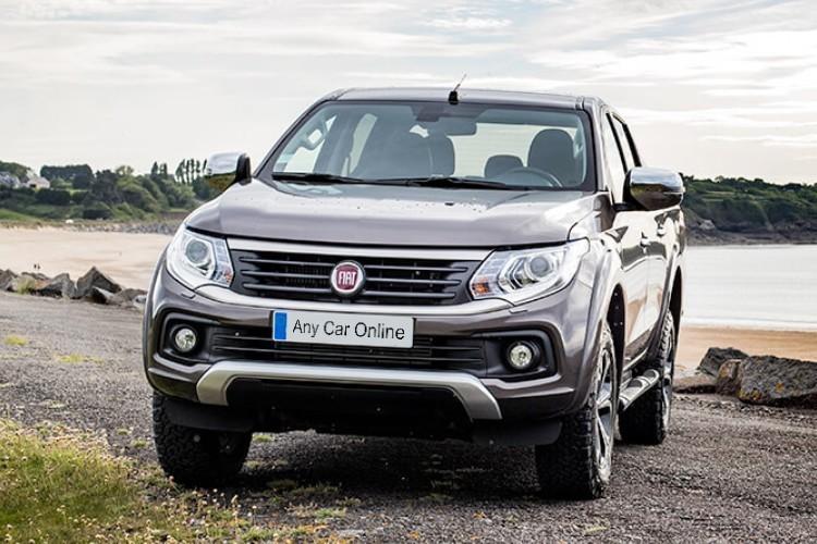 Fiat Fullback Leasing