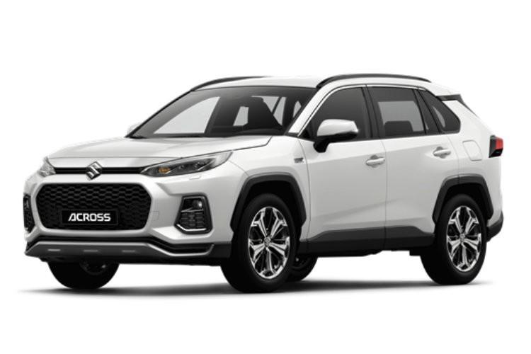 Suzuki Across Leasing