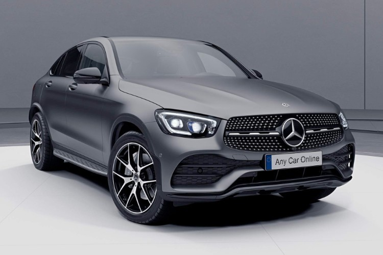 Mercedes GLC Coupe Leasing