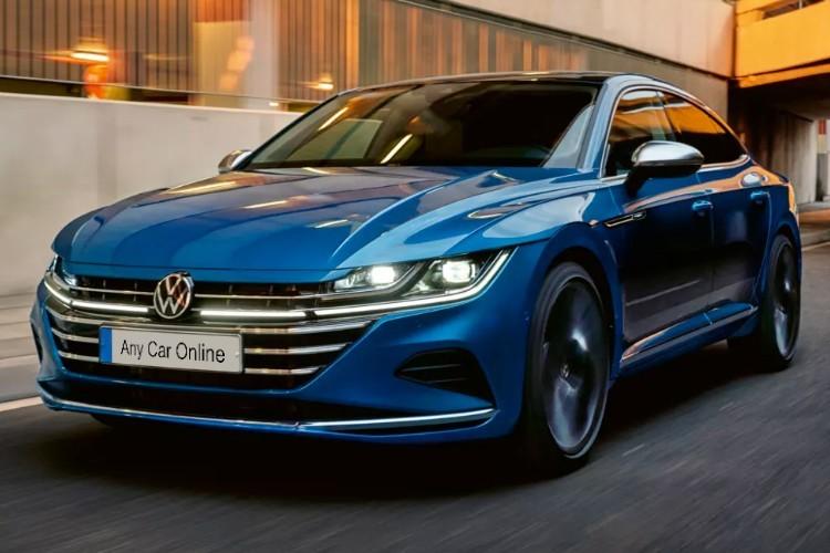 Volkswagen Arteon Leasing