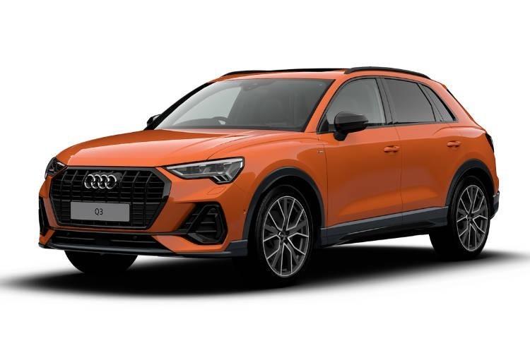 Audi Q3 Leasing