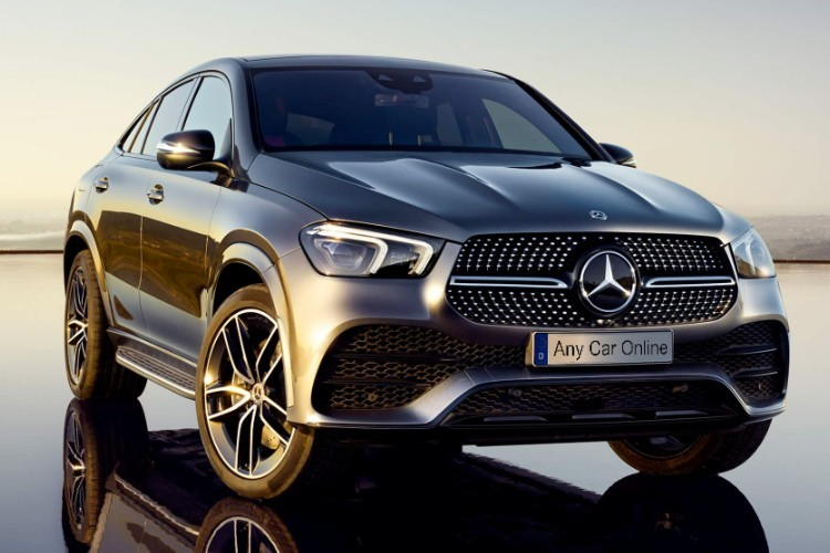Mercedes GLE Coupe Leasing
