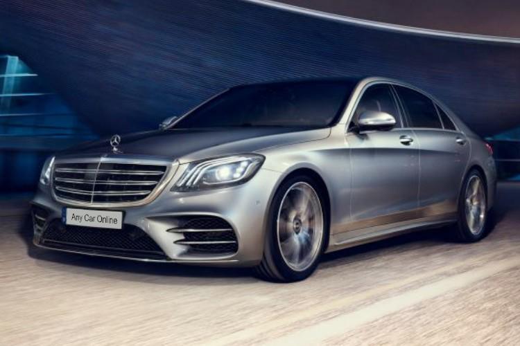 Mercedes S-Class Leasing