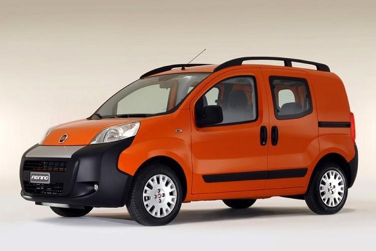 Fiat Fiorino Combi Leasing.