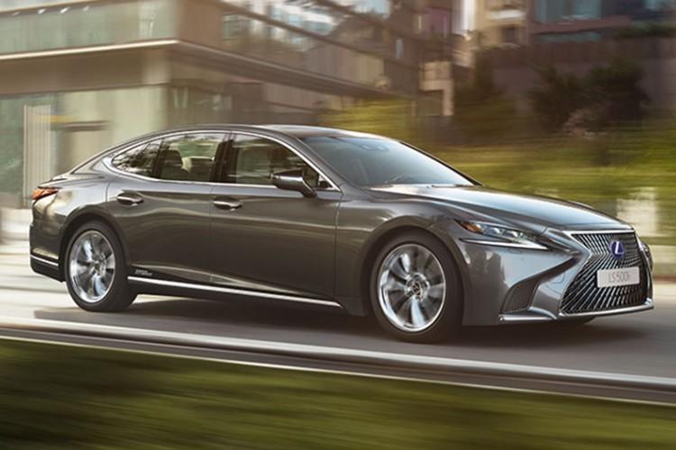 Lexus LS Lease