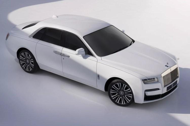 Rolls Royce Ghost Leasing