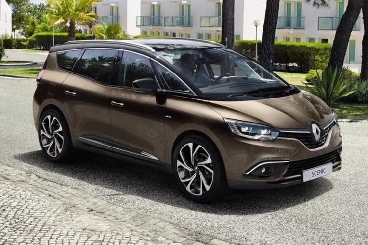 Renault Scenic Leasing