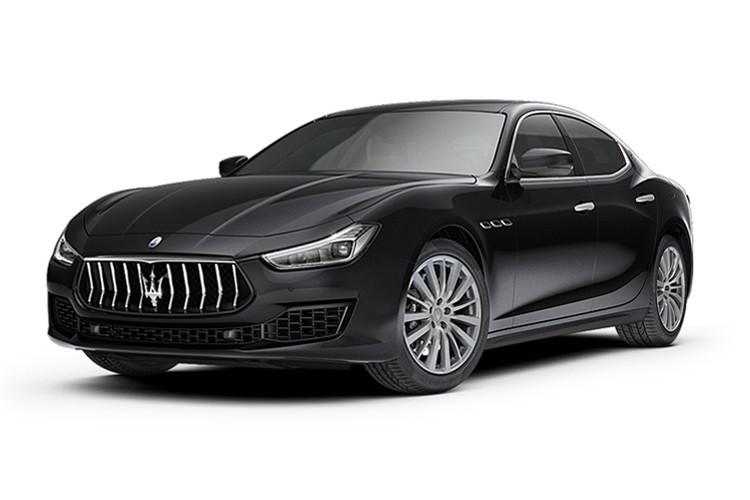 Maserati Ghibli Leasing