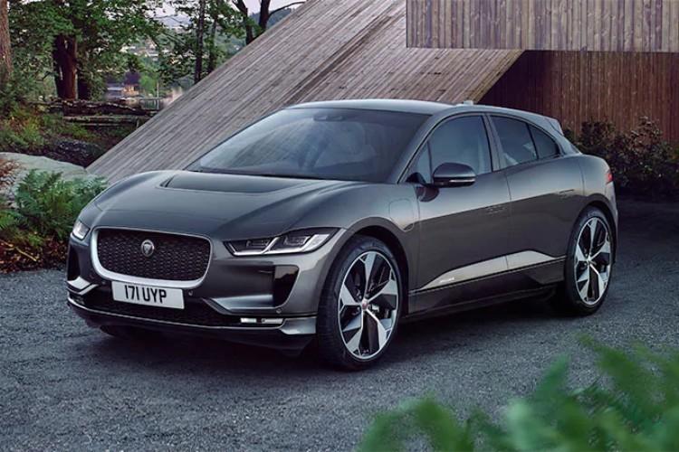 Jaguar I-Pace Lease