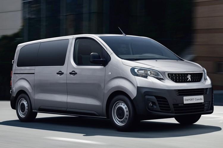Peugeot Expert Combi Leasing
