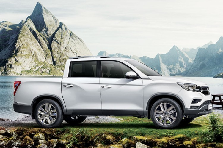 Ssongyong Musso Leasing