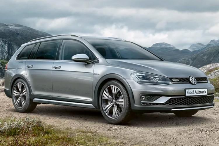 Volkswagen Golf AllTrack Leasing