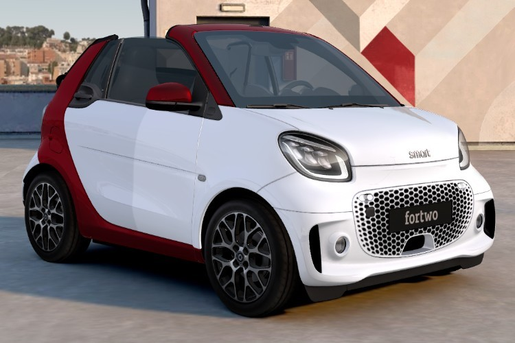 Smart Fortwo Cabrio Leasing