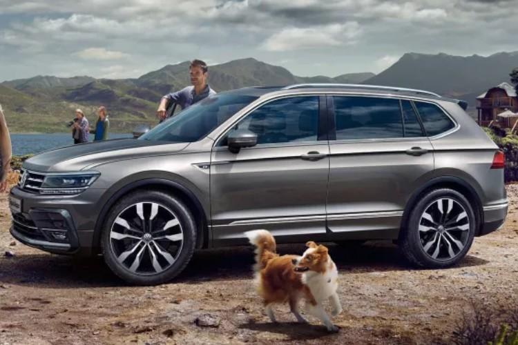 Volkswagen Tiguan AllSpace Leasing