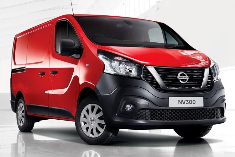 Nissan NV300 Leasing