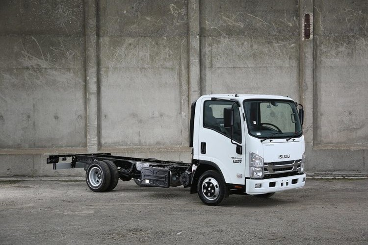 Isuzu Truck N35(w) Leasing