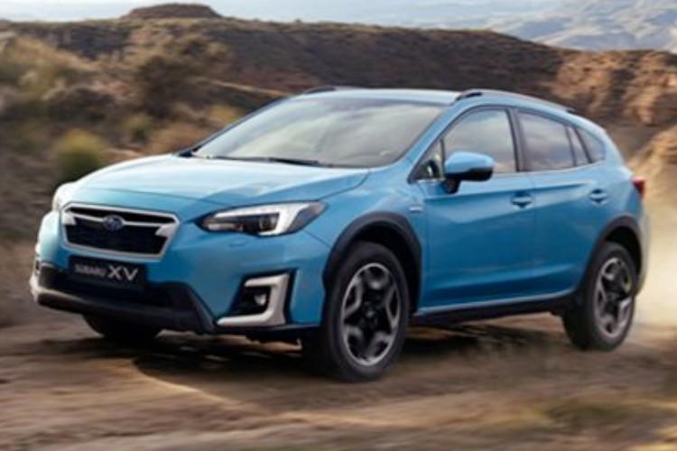 Subaru XV Leasing