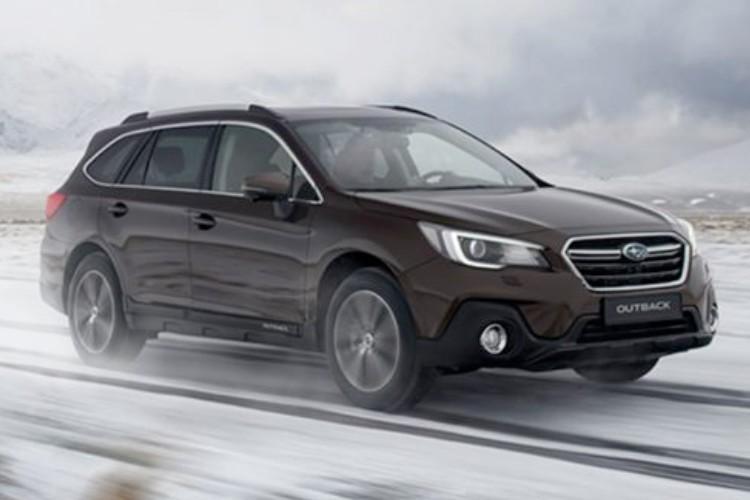 Subaru Outback Leasing