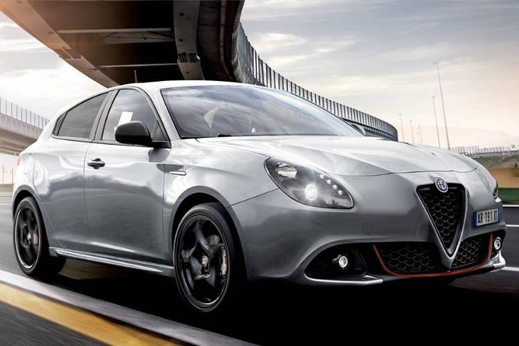 Alfa Romeo Giulietta Lease
