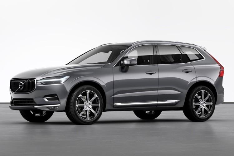 Volvo XC60 Leasing