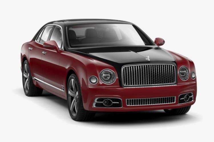Bentley Mulsanne Lease