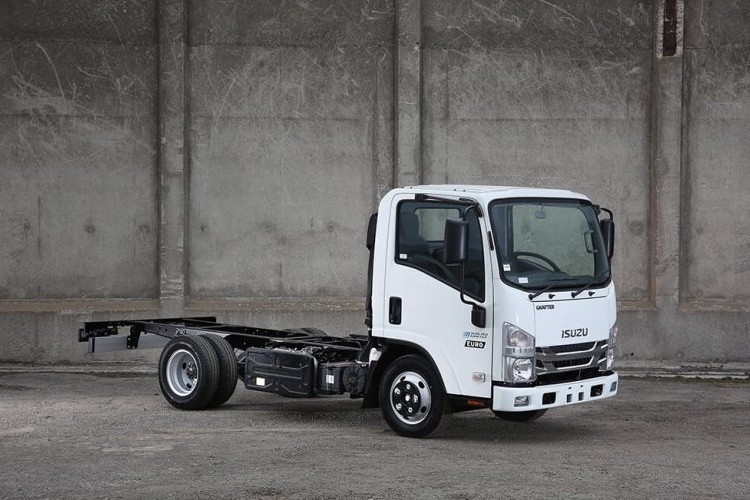 Iveco Truck N35(T) Leasing