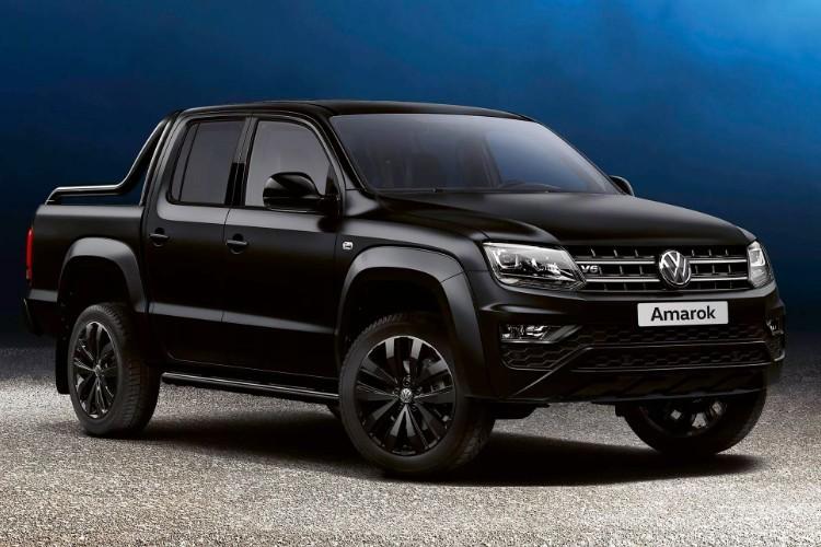 Volkswagen Amarok Leasing