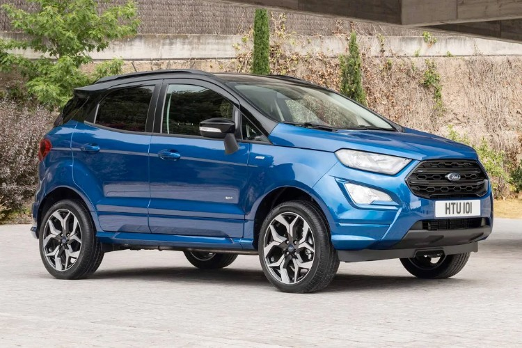 Ford Ecosport Leasing