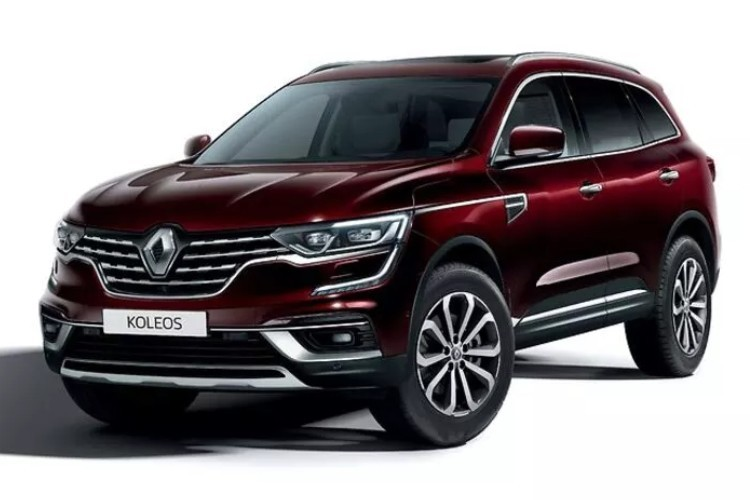 Renault Koleos Leasing