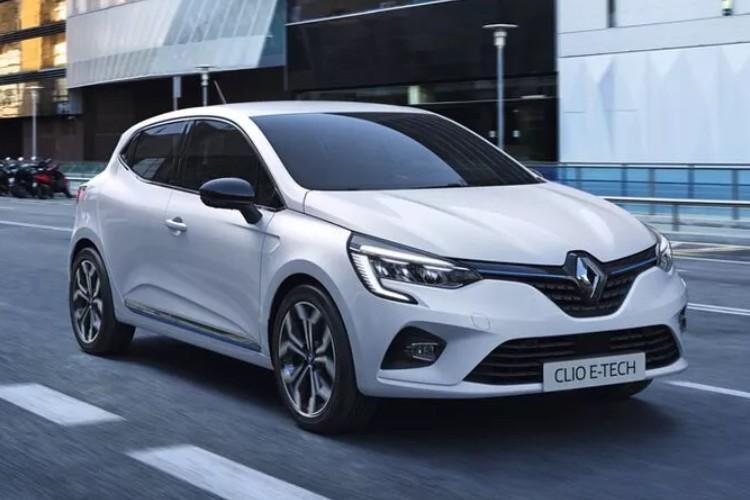 Renault Clio Leasing