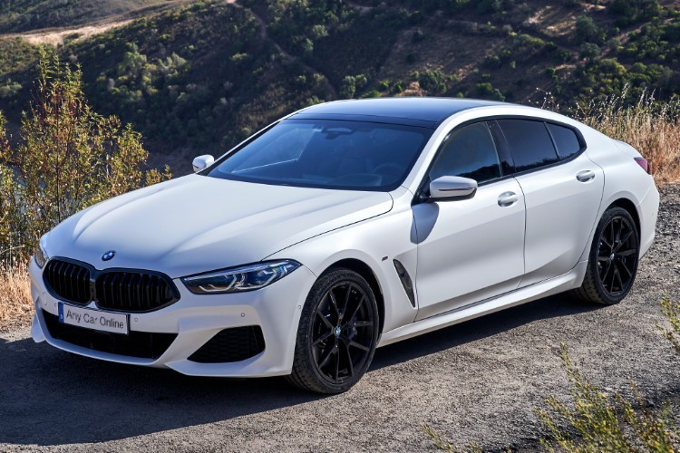 BMW 8 Series Lease