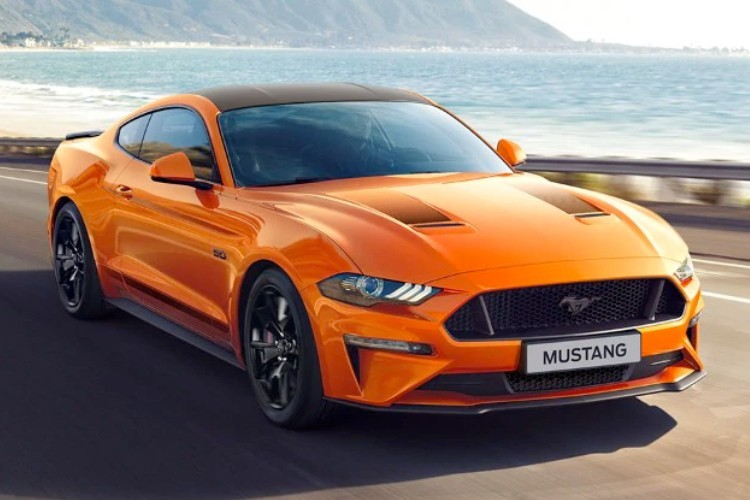 Ford Mustang Leasing