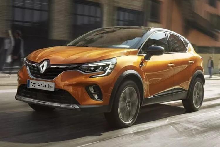 Renault Captur Leasing
